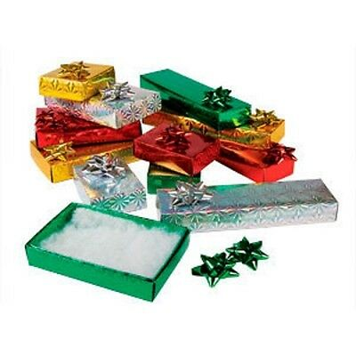 Jewellery Boxes Holographic  Set Of 12