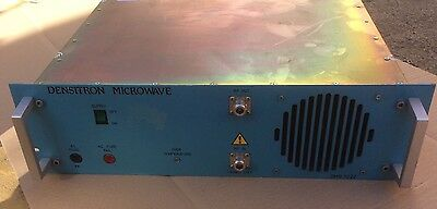 Densitron Microwave DMS 7022 Two Way Radio AMPLIFIER