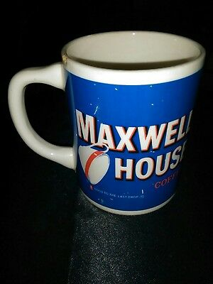 Maxwell house coffee cup antique