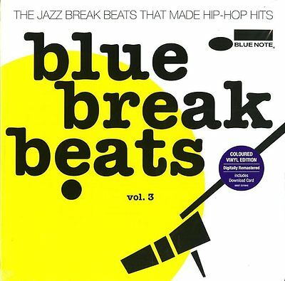 Blue Break Beats Volume 3 - 2 LP Vinile Nuovo