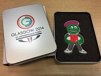 Glasgow 2014 Commonwealth Games Volunteers Clyde 2GB USB ~ Limited Edition