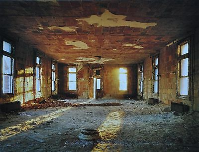Stephen Wilkes Ellis Island #3 Ltd. Ed. Photo Art Print 27x41 Woman's Ward 1999