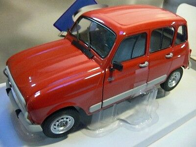 1/18 Solido Renault 4 GTL rot 1800102