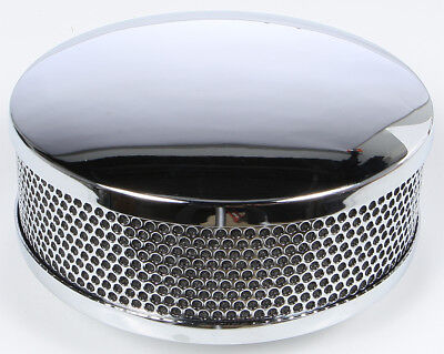 HardDrive Retro Round Air Cleaner Filter Each For Harley-Davidson Silver 20-002