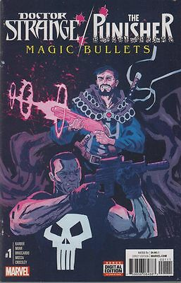 Doctor Strange Punisher Magic Bullets #1 Vf/nm Letterhead Comics
