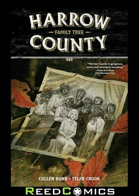 HARROW COUNTY VOLUME 4 FAMILY TREE GRAPHIC NOVEL New Paperback Collects #13-16