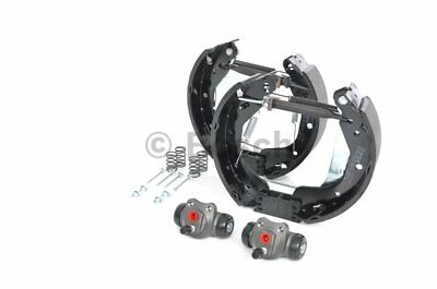Brake Shoes with Brake Cylinders (Kit) BOSCH 0 204 114 630 for Opel