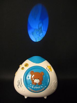 Vtech Lullaby Bear Crib Projector with Batteries