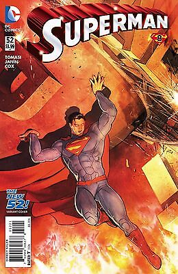 Superman # 52 Homage Month Variant Cover NM DC 1st Print  New 52 N52