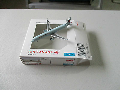 Herpa Wings  523257 Air Canada A321-211  Frozen Leaf Livery