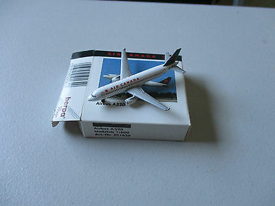 Herpa Wings  501620 Air Canada  A320-200  Second Version
