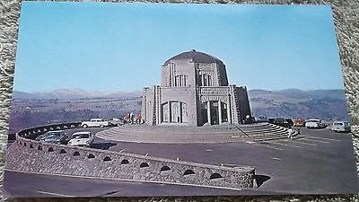 VISTA HOUSE, CROWN POINT, OVERLOOKING COLUMBIA RIVER GORGE WITH 60-70s ? REF#D15