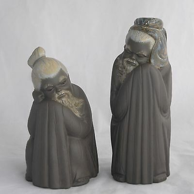 RARE - Lladro ANCIENT ORIENT Figurines - As New - No Box - Large
