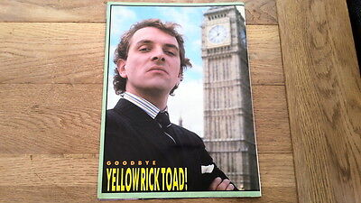 RICK MAYAL 'toad' magazine PHOTO/Poster/clipping 11x8 inches