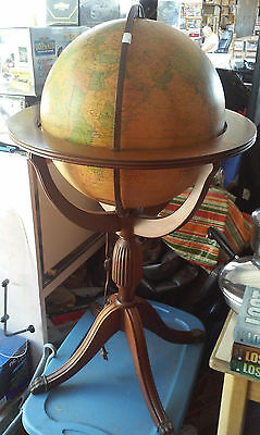 "Replogle Heirloom 16"" Duncan Pfyfe Globe"
