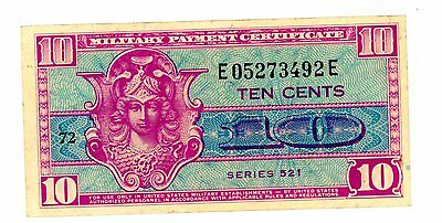 USA-MPC…..P-M30…..10 Cents…..ND(1954)…..*VF/XF*