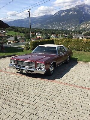 Plymouth Gran Fury 7.2