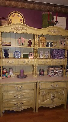 Vintage 9-Piece French Provincial Style Bedroom Set by Dixie~PRICE LOWERED $300!