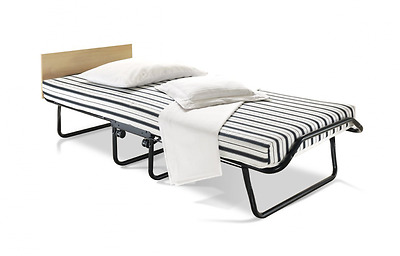 JAY-BE Venus Single Folding Guest Bed with Dual Density Airflow Mattress