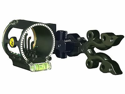 "Trophy Ridge Fire Wire V5 5-Pin Bow Sight .019"" Pin Dia RH ~ AS305R MSRP $79.99"