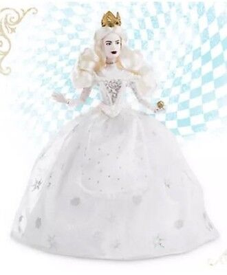 Disney Store Alice Through The Looking Glass Mirana The White Queen Classic Doll