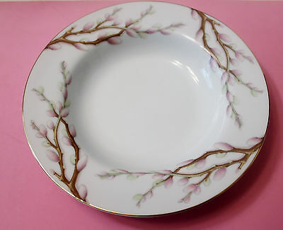 Kent China SPRING WILLOW Rim Soup Bowl(s)