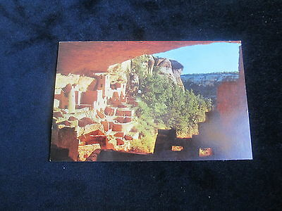 Cliff Palace  (Mesa Verde National Park)          Card