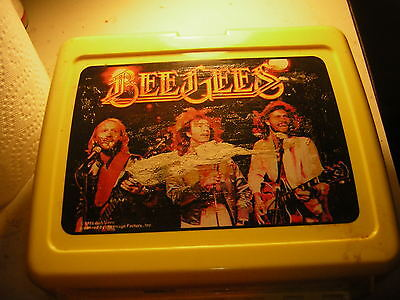 Bee Gees Lunchbox 1978 W/thermos Barry Gibb Mauirce Gibb Robin Gibb