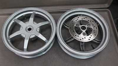 SUZUKI CA1PB ZZ Cast Wheel Set