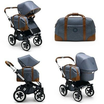 Bugaboo Donkey Mono Pram Pushchair Limited Edition Weekender Brand New With Bag