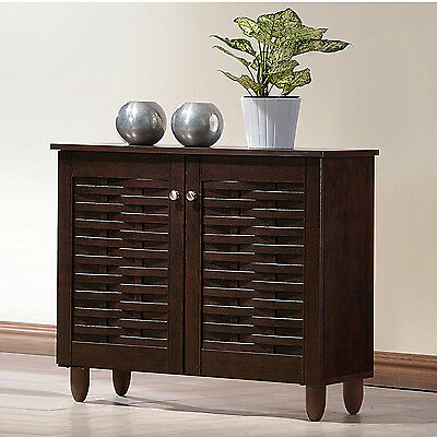 Shoe Cabinet with Doors Drawer Furniture Rack 3 Shelf 4 Home Closet Entryway