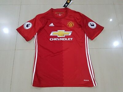 Zlatan Ibrahimovic Manchester United Home Jersey Shirt 2017 For Men S, M, L, XL