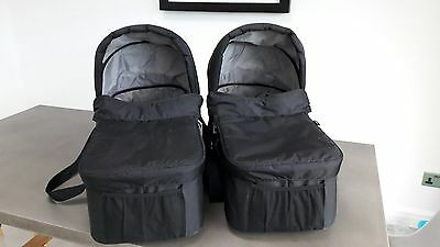 Baby Jogger Compact Carry Cot (2 Available)