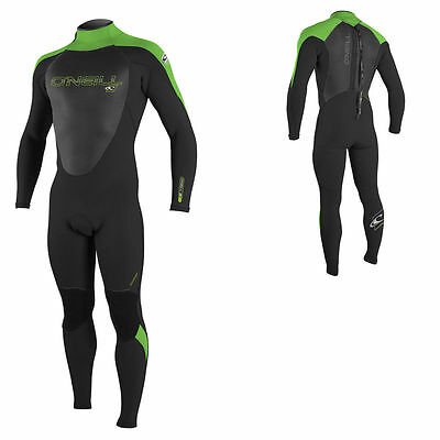 O'neill Epic Men's 5/4 winter wetsuit 4217 Blk/Blk/DayGlo 2017