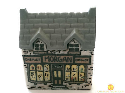Wade Whimsey-On-Why MORGAN'S THE CHEMIST Miniature Building Number 2