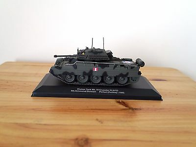 Eaglemoss Diecast 1:43 - Ref.no.gmv4 Cruiser Tank Mkv1 Crusader 111 British Army