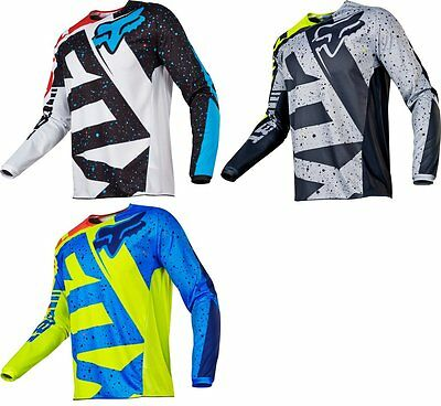 Fox Racing Mens 180 Nirv Jersey