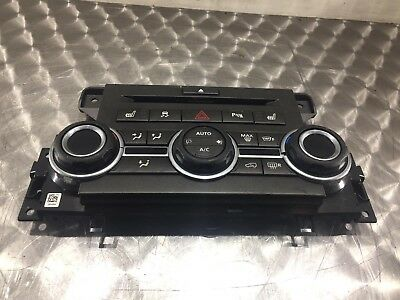 Heater Control Unit. 2010 Land Rover Discovery 4 3.0