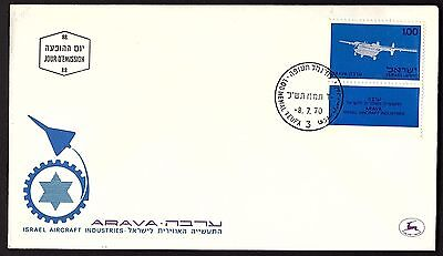 Israel Aircraft Industries, Airplane Cover (K2346)