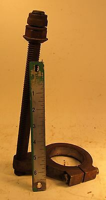 "Clausing 20"" Drill Press Depth Gauge & Scale - Fits A 2 1/2"" Quill"