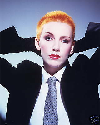 "Annie Lennox ""Eurythmics""  8x10 Music Memorabilia FREE US SHIPPING"