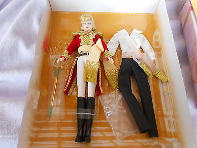 Lady Oscar/Rose Versailles: Bambola TAKARA TOMY ROMANTIC DOLL in BOX+OMAGGIO