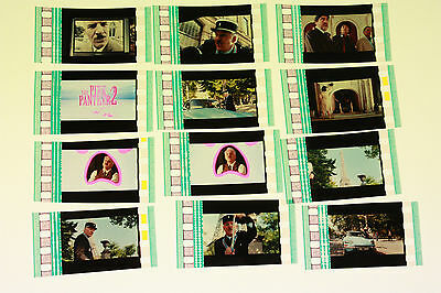 Pink Panther 2  - 12pack - 35mm Film Cell Lot movie memorabilia Aus Seller