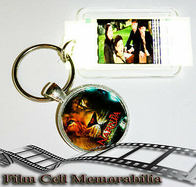 Narnia - 35mm Film Cell Movie KeyRing and Pendant Keyfob Gift