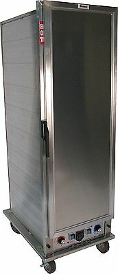 Lockwood Aluminum Full-Height Proofing and Heating Box