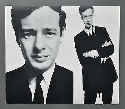 David Bailey 1965 Box of Pin-ups Halftone Photo Print Brian Epstein The Beatles