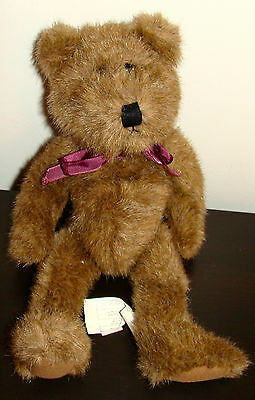 "Boyds Collection Bear 11"" Tall Vintage 1985 Retired Highly Collectible ~ N"