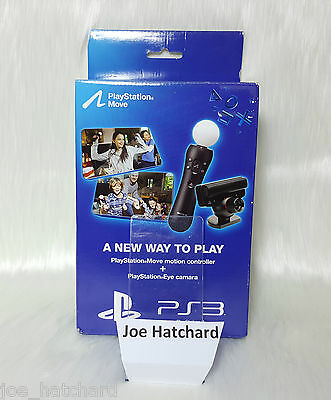 PlayStation 3 Move Motion controller Pack with Eye Camera - PS3 NEW/Sealed