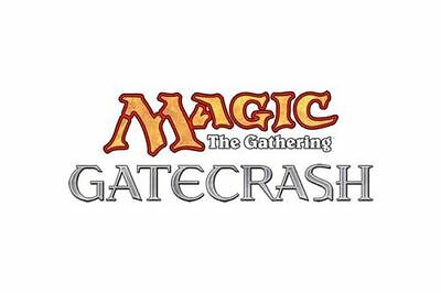 Gatecrash Complete Set MOL Redemption Factory Sealed MTG Magic the Gathering