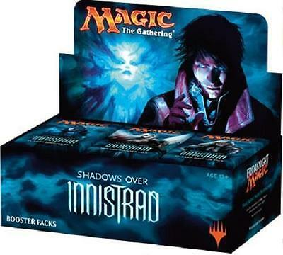 Shadows Over Innistrad Booster Box Factory Sealed MTG Magic the Gathering